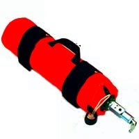 RB#474 Oxygen Cylinder D Sleeve (No Pocket)