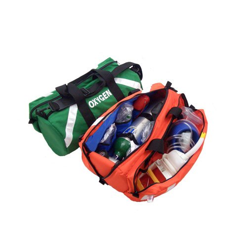 RB#838-PKT Oxygen Roll Bag w/Pocket
