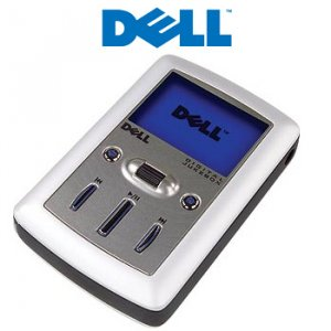 DELL 20GB DIGITAL JUKEBOX PORTABLE MP3 PLAYER