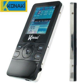 KONAKI 2GB DIGITAL MP3/MP4 PLAYER