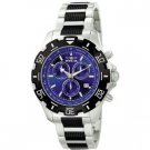 Invicta Men's 6408 Python Collection Chronograph Stainless Steel and Gun Metal Watch