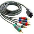 AV Audio Video Component Cable HDTV For Nintendo Wii