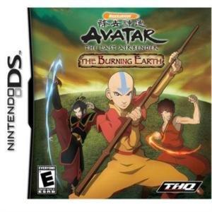 Avatar Burning Earth DS