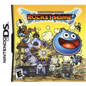 Dragon Quest Heroes: Rocket DS
