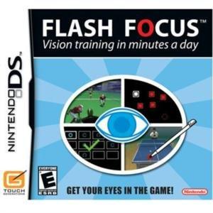 Flash Focus Vision Training DS