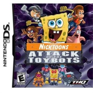 Nicktoons Attack Toybots DS