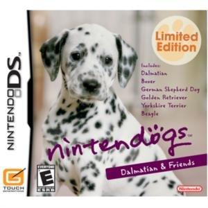 Nintendogs (Dalmation) DS