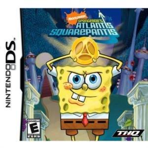 Spongebob Atlantis DS
