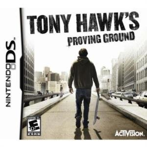 Tony Hawk Proving Ground DS