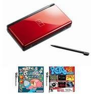 Nintendo DS Lite Value Bundle with 11 Games