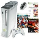 Xbox 360 Premium Console w/ HDMI Holiday Bundle - 8 Games and Xbox Cooling System