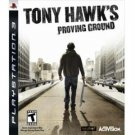 Tony Hawk Proving Ground PS3