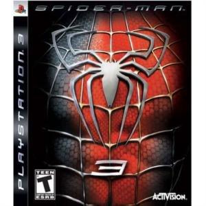 Spiderman 3 PS3