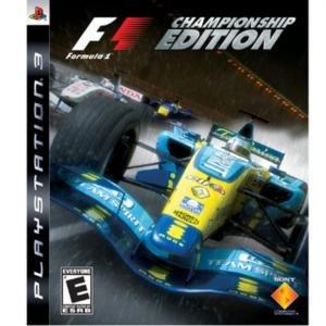 Formula One Championship PS3
