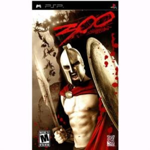 300: March to Glory PSP