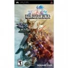 FF Tactics: War of Lions PSP