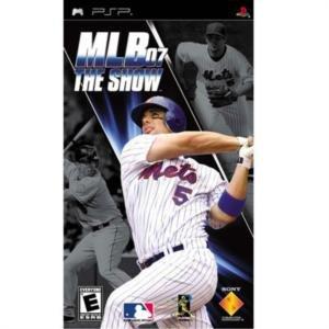 MLB '07 PSP