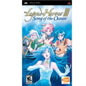 Legend of Heroes III PSP