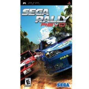 Sega Rally Revo PSP