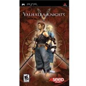 Vahalla Knights PSP