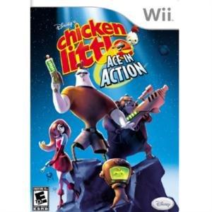 Chicken Little: Ace Wii