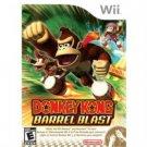 Donkey Kong: Barrel Blast Wii