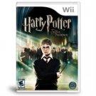 Harry Potter Order Phoenix Wii