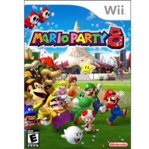 Mario Party 8 Wii