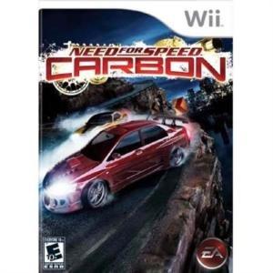 NFS Carbon Wii