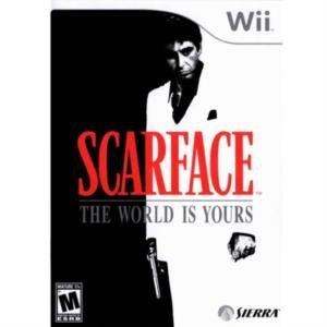 Scarface Wii
