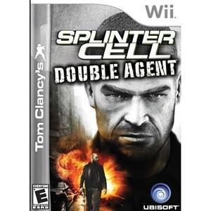 Tom Clancy's Splinter Cell Double Agent Wii