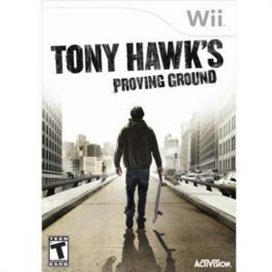 Tony Hawk Proving Ground Wii