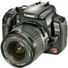 "Canon 8.0MP Rebel XT Digital SLR Camera with 1.8"" TFT LCD and EF-S 18-55mm Zoom Lens"