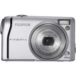 """Fujifilm 8.3MP Camera with 3x Optical Zoom, 2.5"""" LCD and Face Detection Technology"""