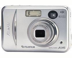 Fuji FinePix A345 4.1 MP Digital Camera