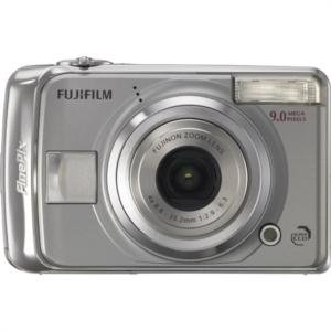 "Fujifilm 9.0MP Camera with 4x Optical Zoom and 2.5"" LCD"