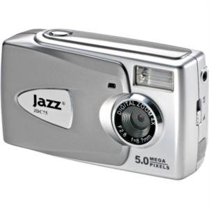 """Jazz 3.1 MegaPixel Camera with 1.5"""" LCD and Flash"""