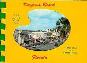 Daytona Beach, Florida Booklet