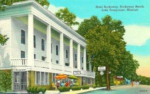 Hotel Rockaway, Rockaway Beach, Lake Taneycomo, Missouri