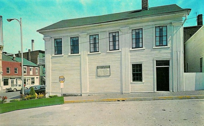 The House of the Pilasters, Hannibal, Missouri