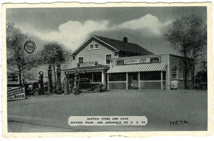 Bartgis Modern Cabins, Annapolis MD