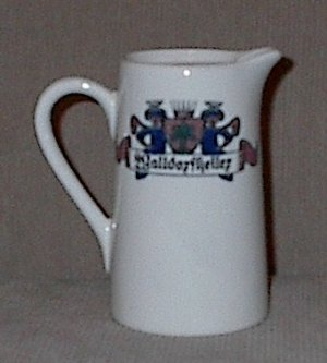 Mayer China Restaurant Ware - Walldorfkeller Creamer