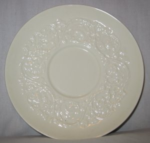 Wedgewood China, Patrician Plain Old Saucer
