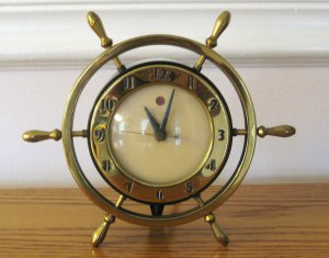 Telechron Clock - 3H99 The Yachtsman - 1945-1949