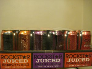 Rockstar Energy Drink Variety (24 Pack)