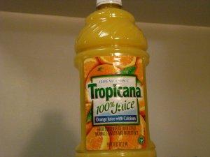 Tropicana Orange Juice (with calcium)