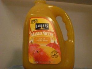 Langers Mango Nectar