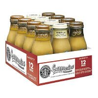 Starbuck's Frappuccino Coffee Drink [Variety] (12 pack)