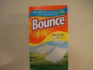 Bounce Dryer Sheets (246 Sheets)