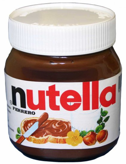 Nutella (1 jar)